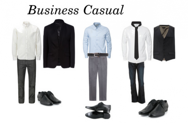 cdceb349a2 Looks That Land the Job  The Guy s Guide to Interview Attire
