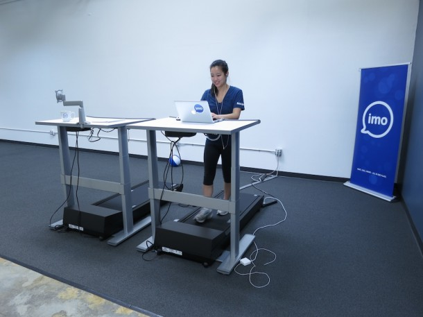 imo treadmill desk 2