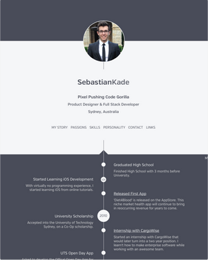 Grey Resume Template  The New Resume