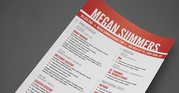 Top Resume Templates Including Word Templates – Templates Resume