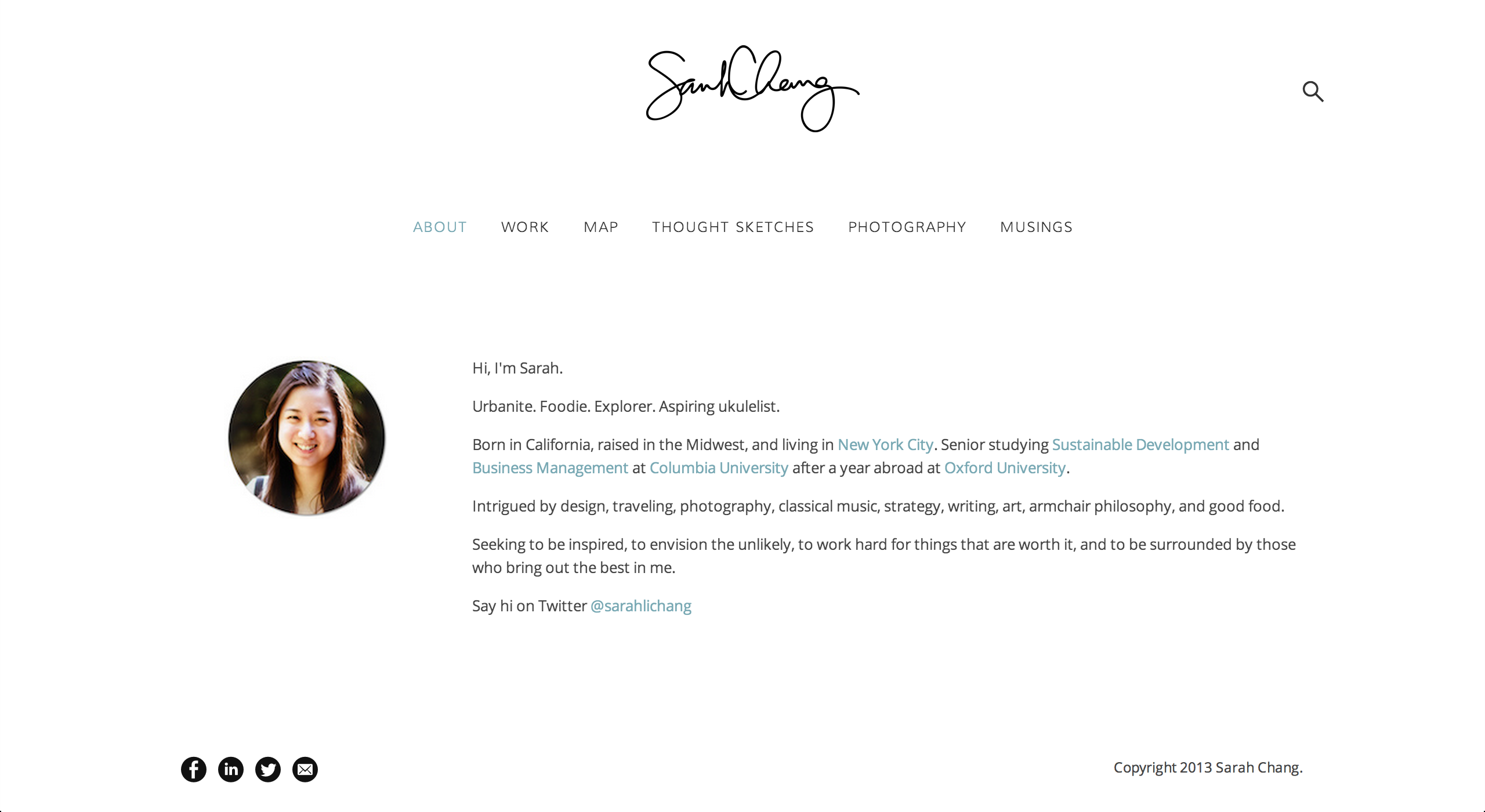 14 Stunning Ways To Build Your Personal Website This Week