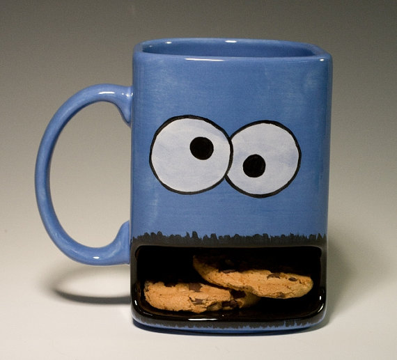 Like A Little Food To Go With Your Morning Coffee Now You Ll Never Need Plate Or Napkin