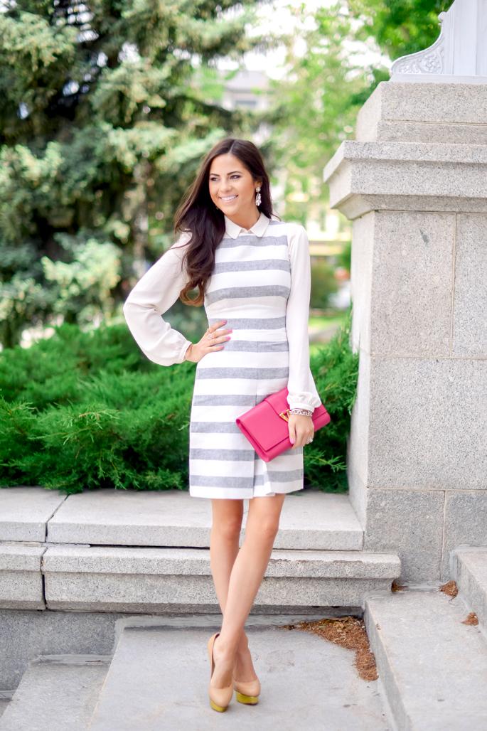 Business casual dress summer
