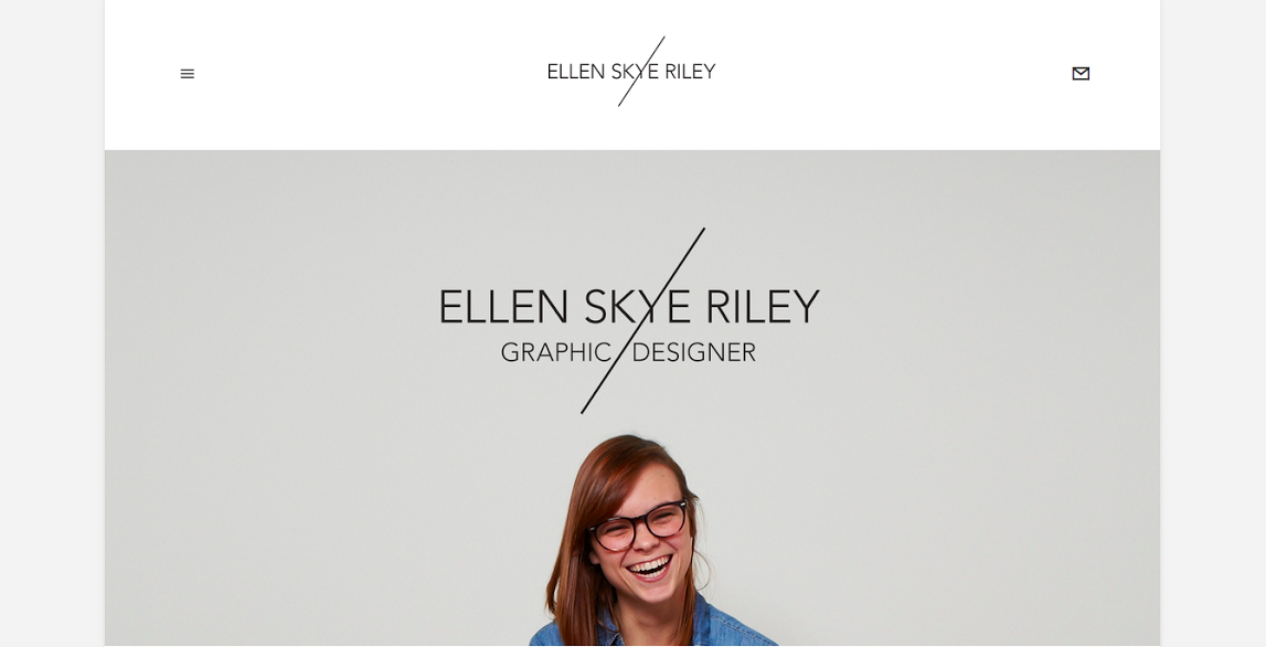 26 ellen skye riley - Personal Website Resume Examples