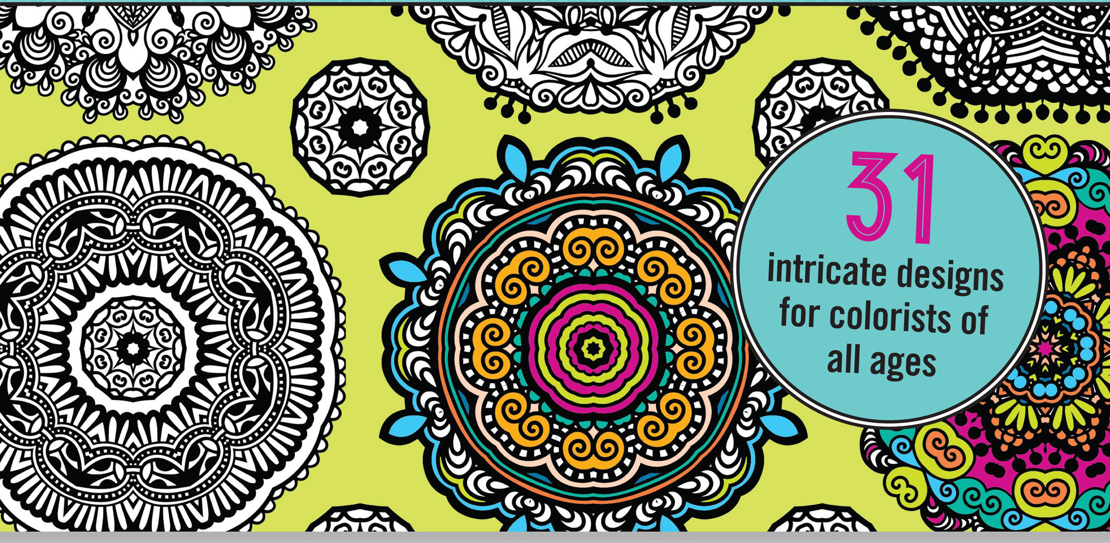 The 21 Best Adult Coloring Books You Can Buy