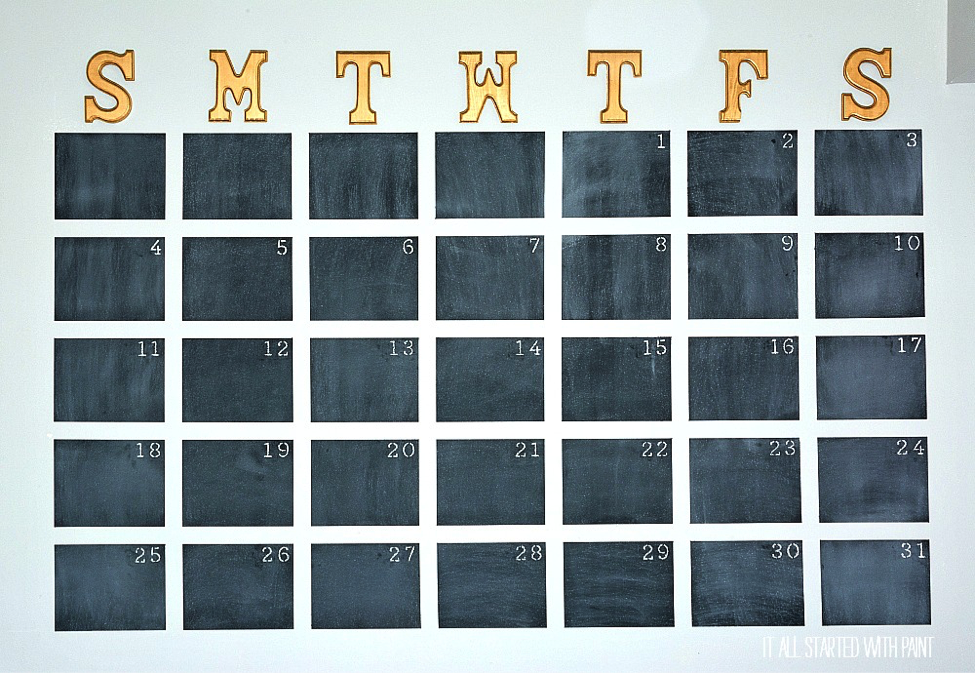 Diy Year Calendar : Diy planners and calendars to stay organized the muse