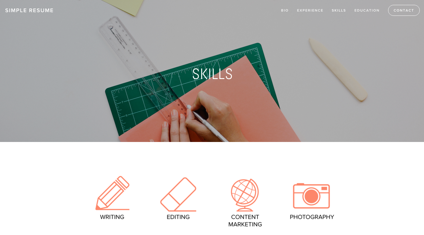 How To Build A Resume Website The Muse
