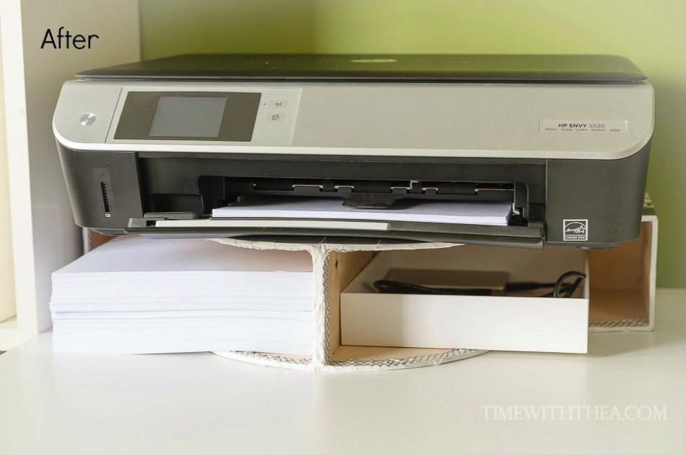 Spectacular  Designate an Area for the Printer