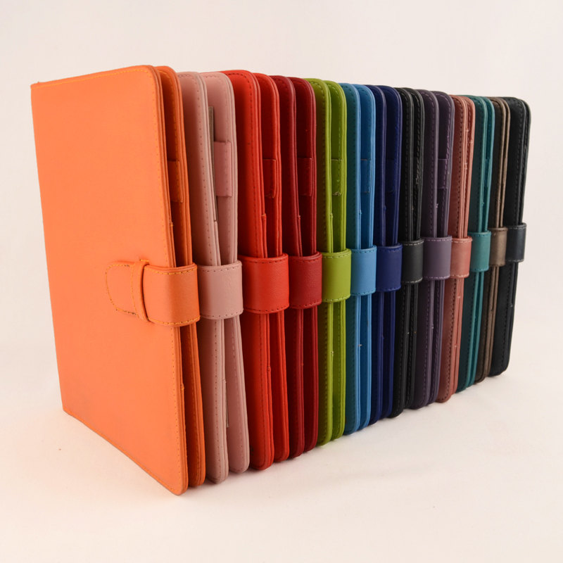 13 for the person who has everything monogrammed personalized leather padfolio 46 - Resume Holder
