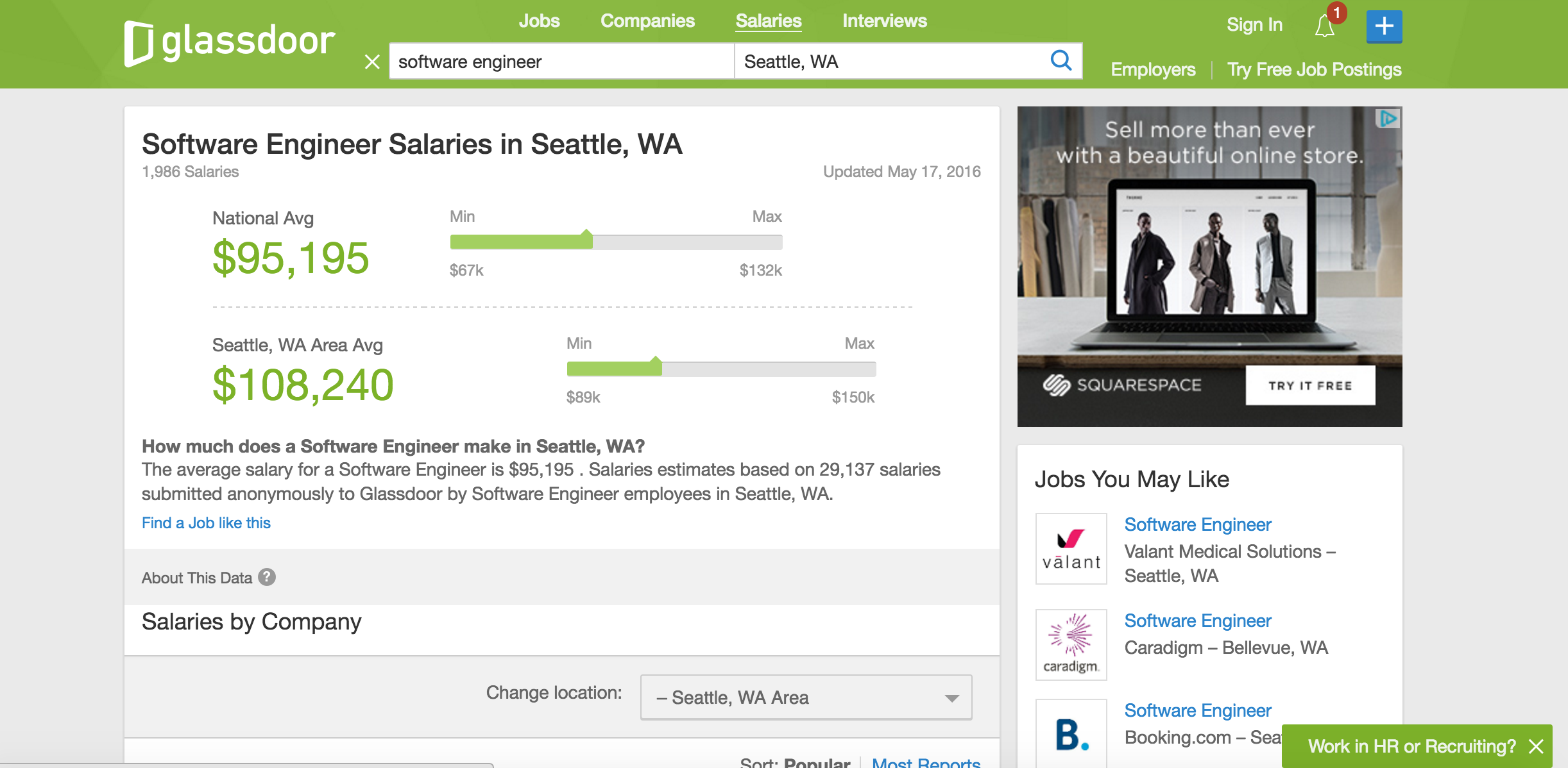 How to Use a Salary Calculator for Your Career - The Muse