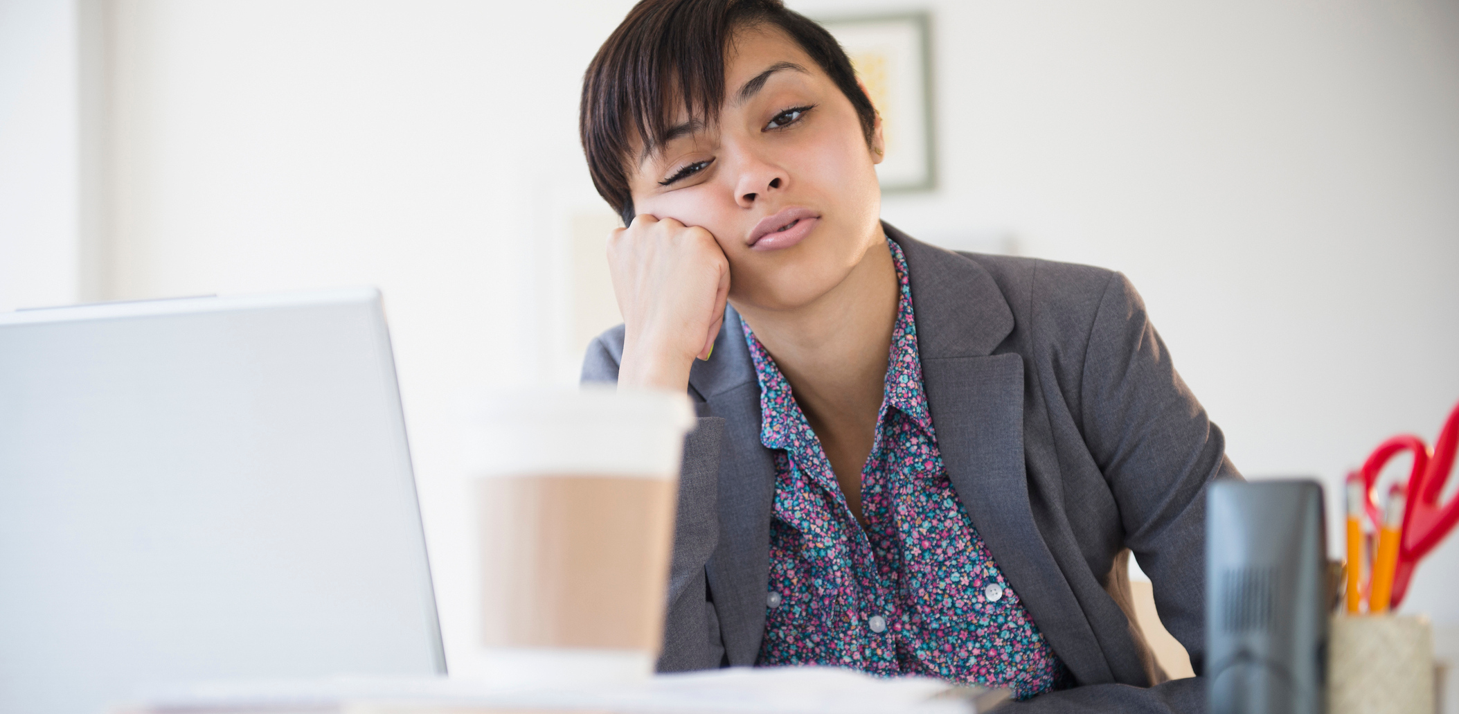 3 mistakes people make when bored at work