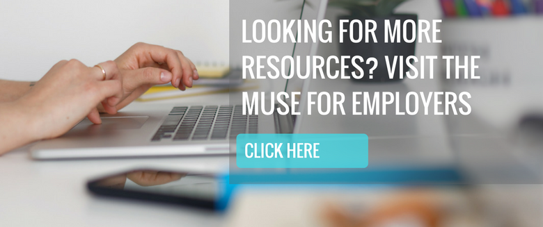 The Muse for Employers More Resources image