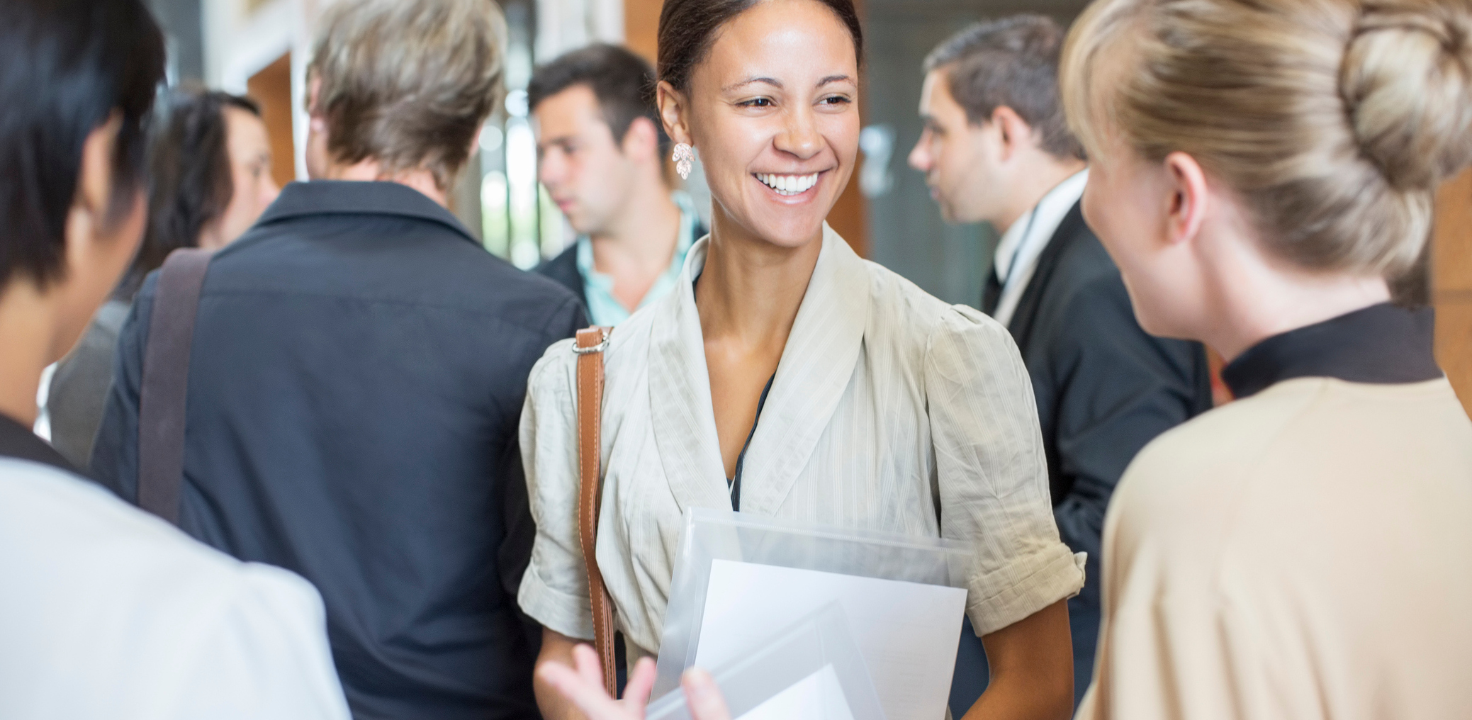 5 Networking Conversation Starters and Topics - The Muse