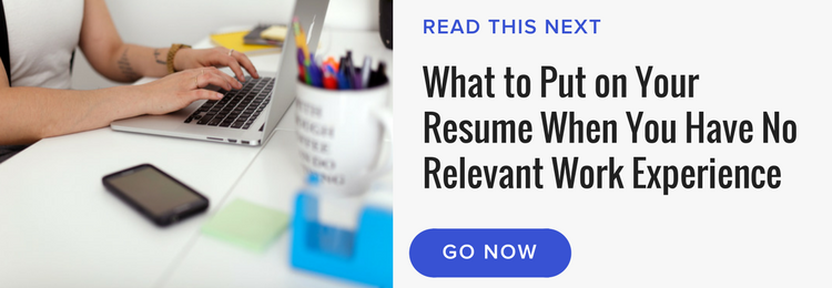 when you should use a resume objective statement the muse