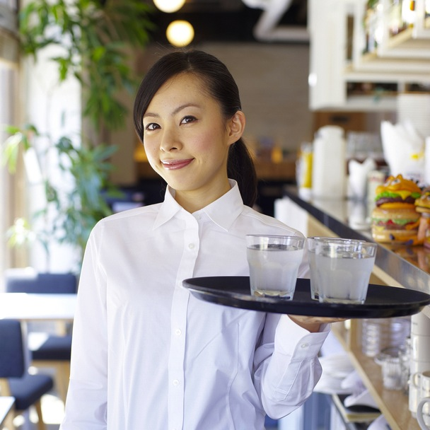 how being a waitress helped me land my dream job