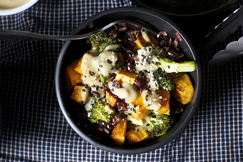 miso sweet potato