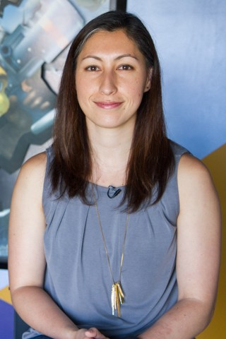 Nina Fricker, Lead Animator - Insomniac Games Careers