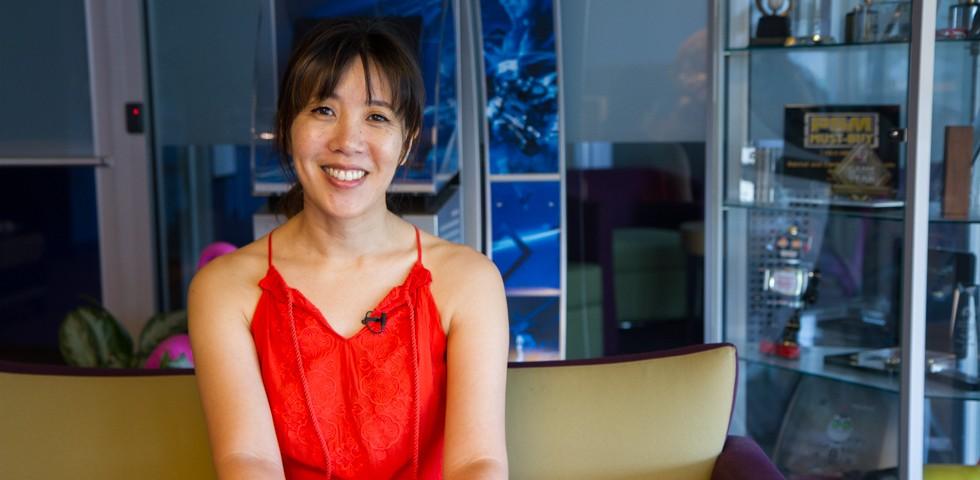 Jacinda Chew, Studio Art Director - Insomniac Games Careers