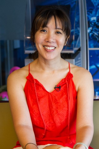 Jacinda Chew, Studio Art Director - Insomniac Games Careers