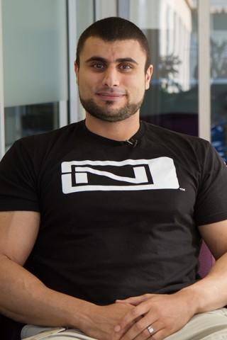Abdul Bezrati, Senior Software Engineer - Insomniac Games Careers