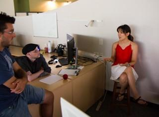 Careers - What Jacinda Does Studio Art Director