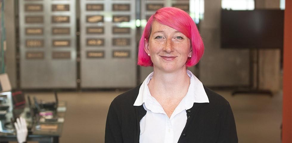 Martine Stillman, Mechanical Engineering Program Lead - Synapse Careers