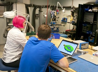 Careers - What Martine Does Mechanical Engineering Program Lead