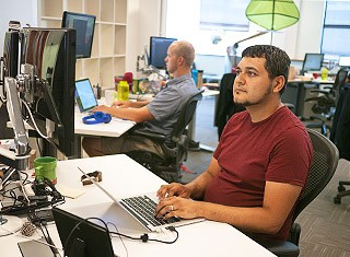 Careers - What Nate Does Software Engineer