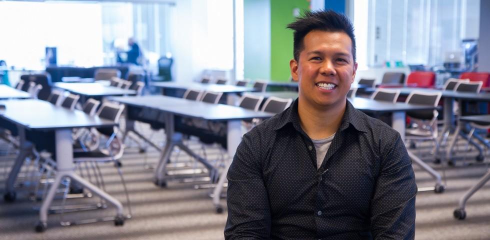 Daniel Magpali, Customer Success Manager - Hirevue Careers
