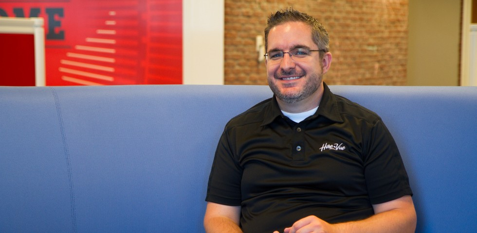Mark Newman, Founder & Chief Customer Officer - Hirevue Careers