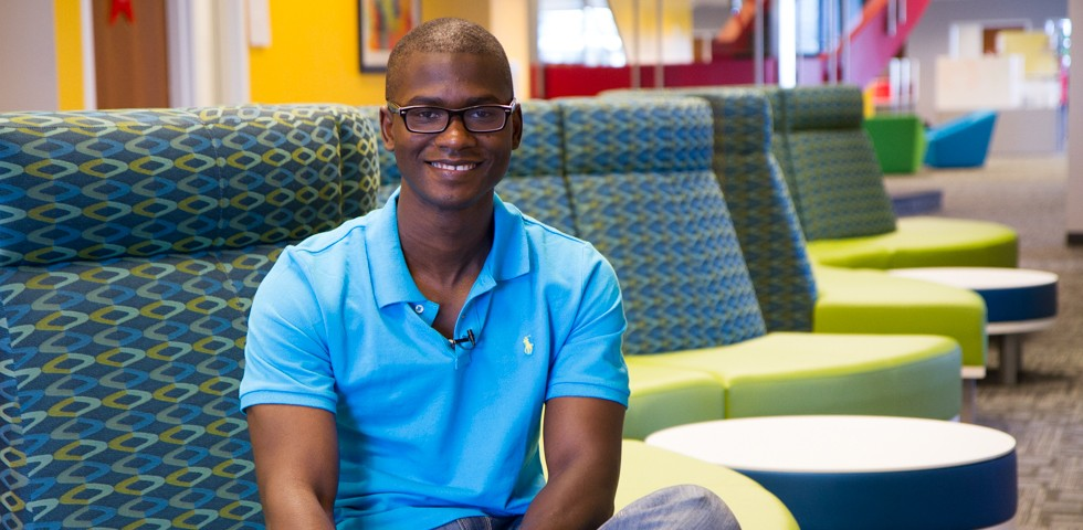 Oumar Traore, Manager, Global People - Hirevue Careers