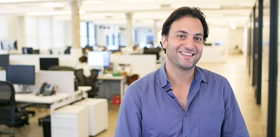 Ara Berberian, Director of UX Architecture - VSA Partners Careers