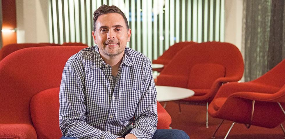 Scott Theisen, Creative Director - VSA Partners Careers