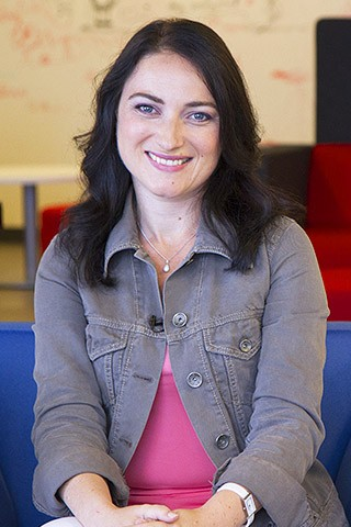 Olga Rais, Manager of Support Architects - Genesys Careers