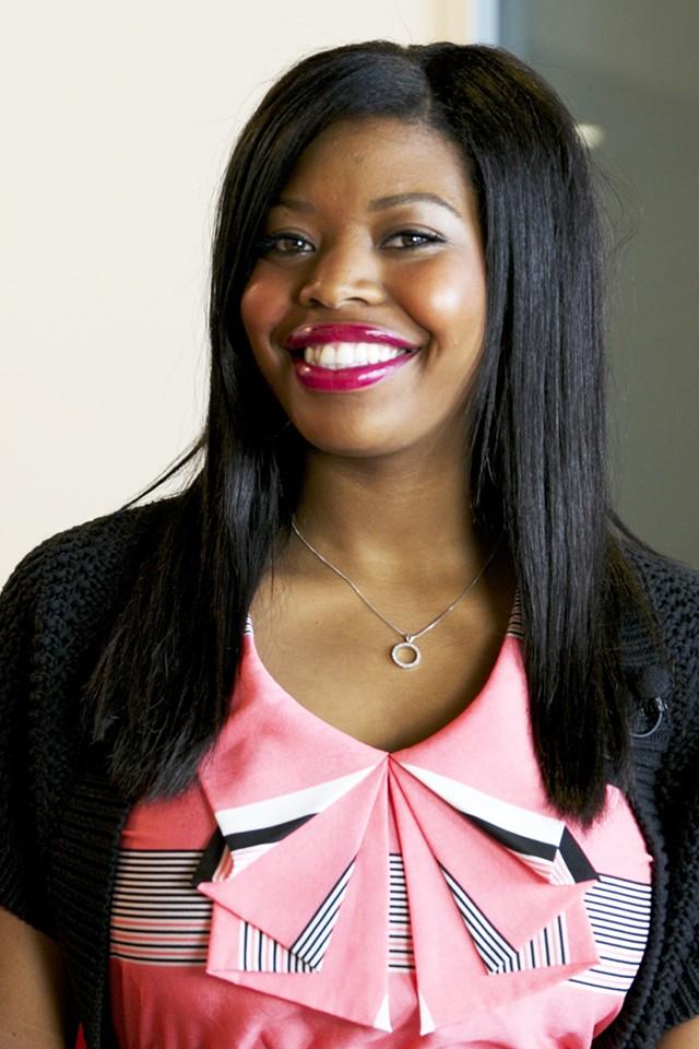 Angelica Benjamin, HR Generalist - Genesys Careers