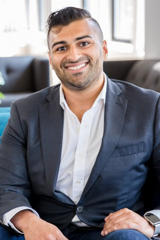 Muhammed Hussain, Managing Director, Client Success - Meltwater Careers