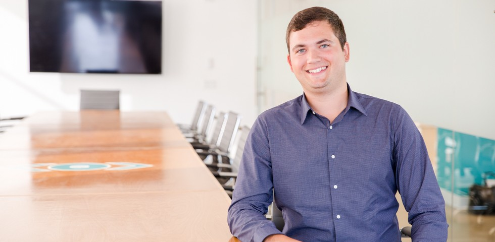 Sam Hockley, Client Success Manager - Meltwater Careers