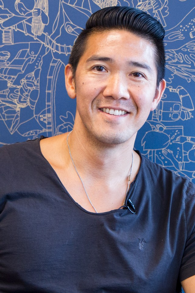 Jason Kwong, Head of Content Licensing & Acquisition - Fullscreen Media Careers