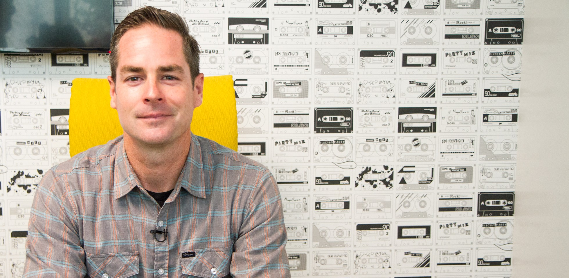 Trent Good, SVP, Product Design - Fullscreen Media Careers