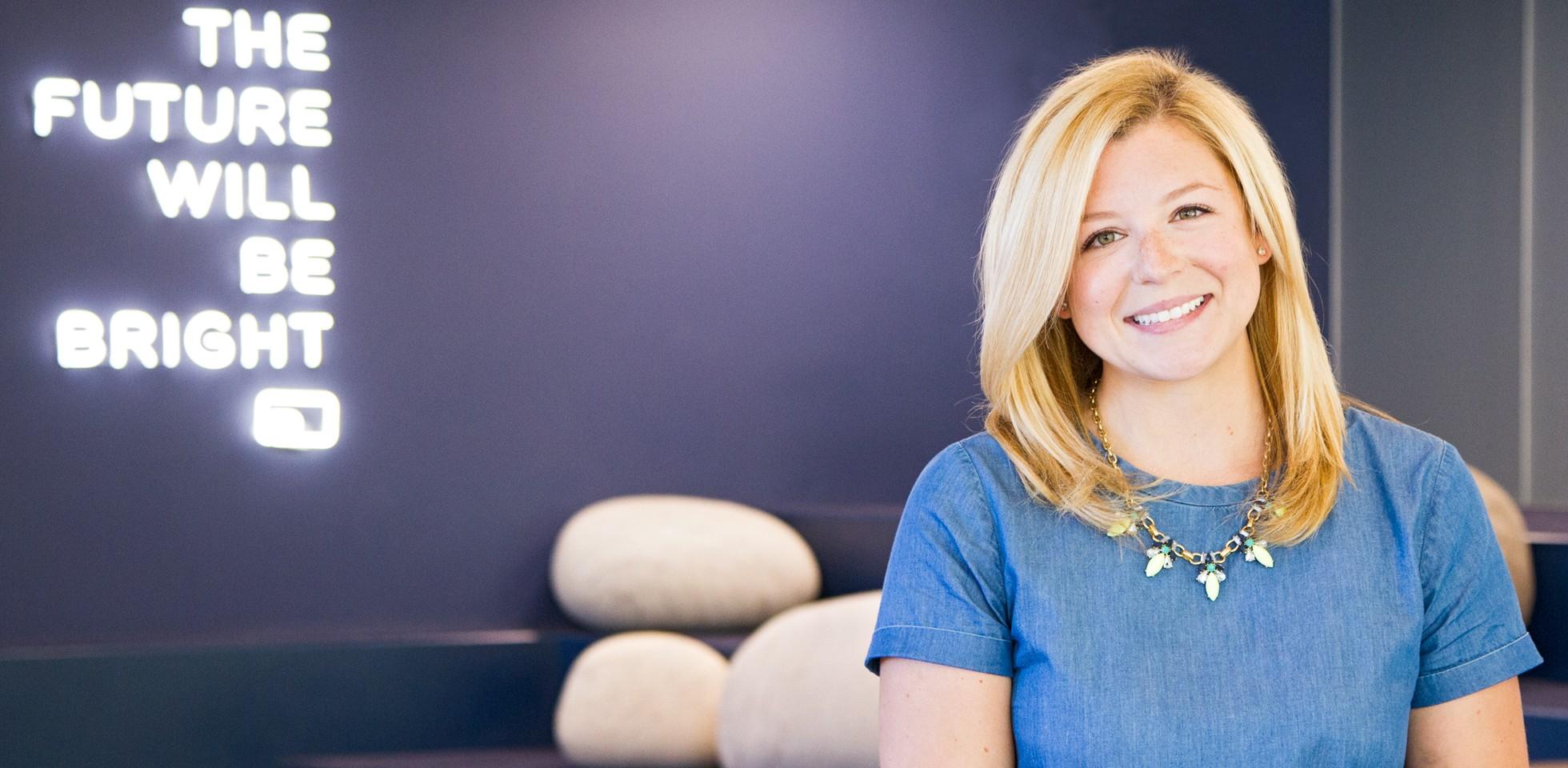 Allie Greenwald, Senior Account Executive, Sales & Brand Partnerships - Fullscreen Media Careers