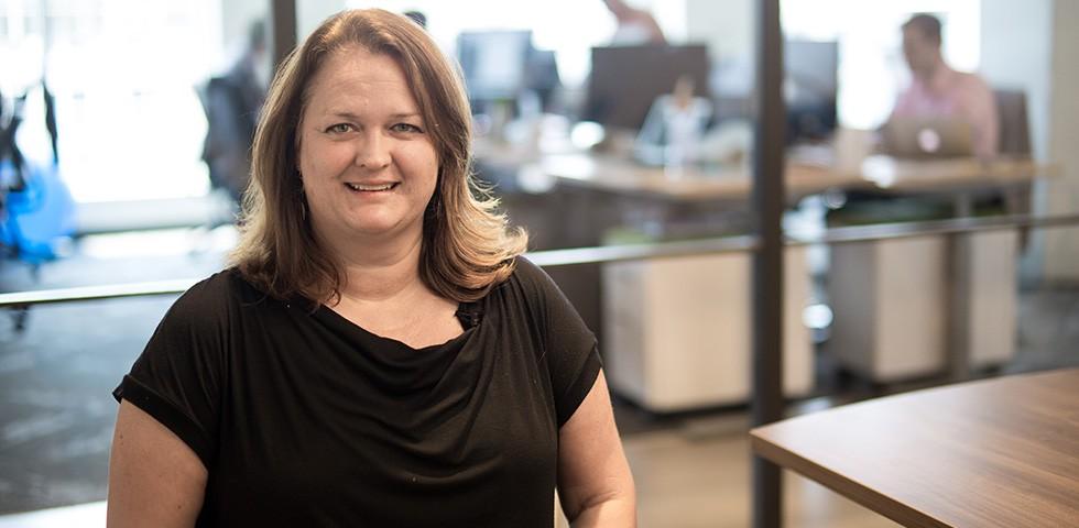 Tiffin Tebodo, Director, Client Success - Optoro Careers