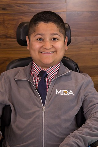 Hugo Trevino, Resource Specialist - MDA Careers