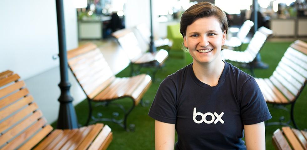 Julia Edwards, Software Engineer - Box Careers