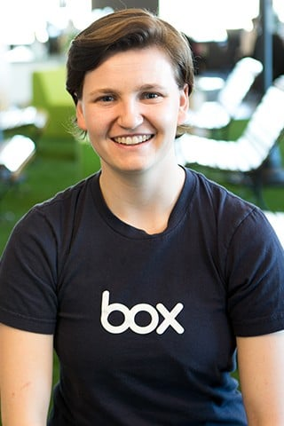 Julia Edwards, Software Engineer - Box Careers