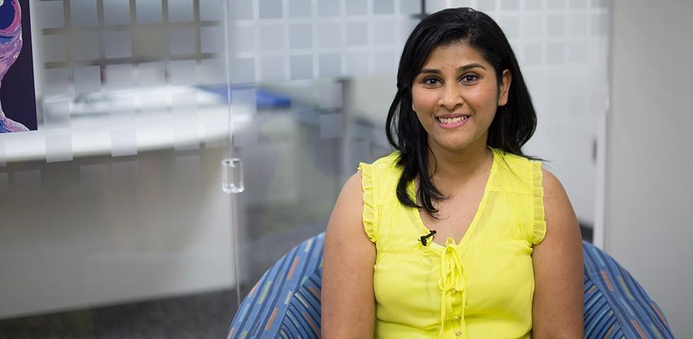 Soumya Padmanabhan, Team Lead - GEICO Careers