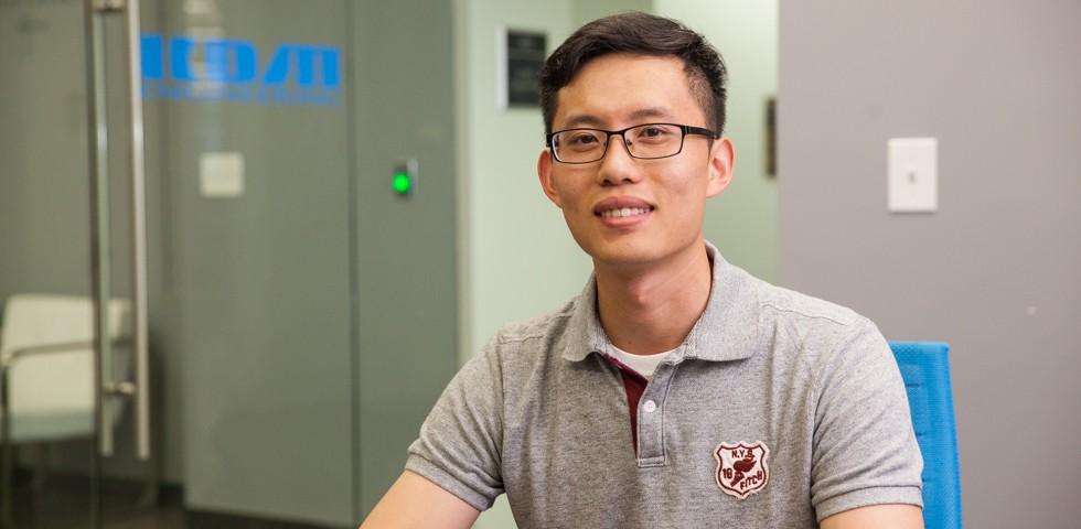 Joey Chen, Electrical Engineer - KDM Engineering Careers