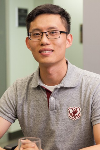 Joey Chen, Electrical Engineer - KDM Engineering Careers