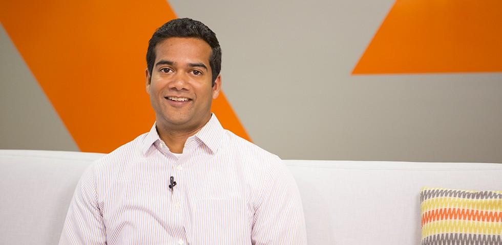 Naveen Neelakantam, Technical Lead - Pure Storage Careers