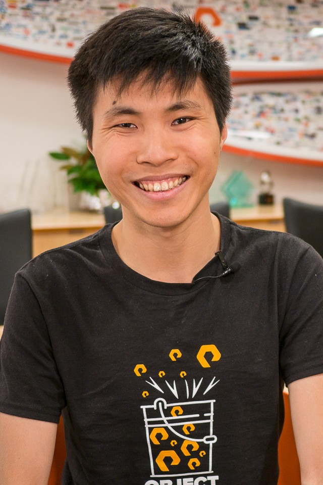Peter Chang, Core Software Engineer - Pure Storage Careers