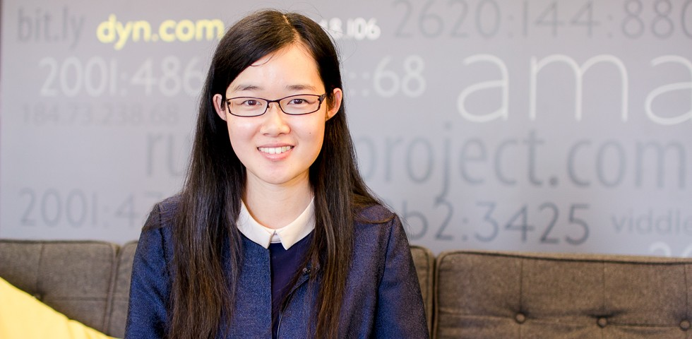 Liuxi, Software Engineer - Dyn Careers